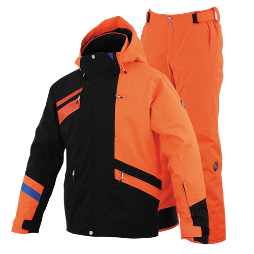 온요네 1920 팀 스키복ONYONE TEAM OUTER SET F.ORANGE