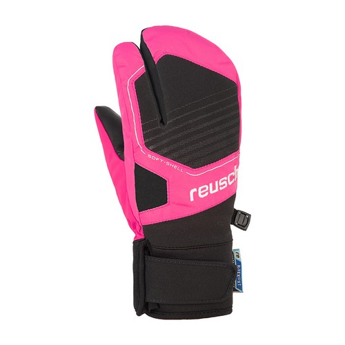 로이쉬 1920 주니어 장갑REUSCH TORBY R-TEX XT JUNIOR LOBSTER black/knockout pink