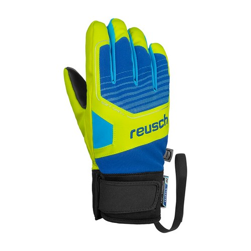 로이쉬 1920 주니어 장갑REUSCH TORBY R-TEX XT JUNIOR imperial blue/safty yellow