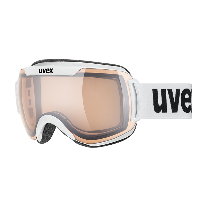 우벡스 1920 다운힐 2000 V 변색 미러 렌즈UVEX downhill 2000 V  ASIAN FIT white mirror silver variomatic