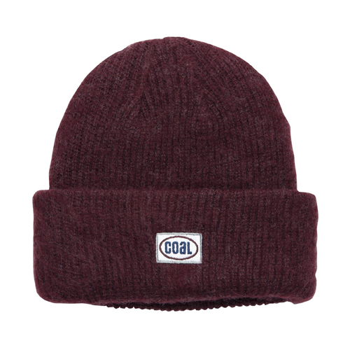 콜 1920 스노우 HEADWEAR COAL The Earl Beanie Heather Burgundy