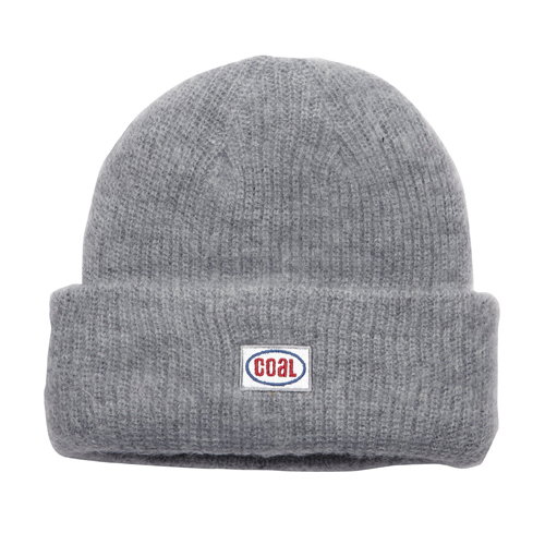 콜 1920 스노우 HEADWEAR COAL The Earl Beanie Heather Grey