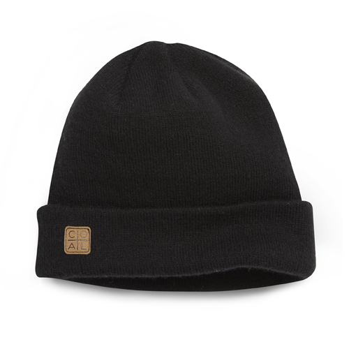 콜 1920 스노우 HEADWEAR COAL The Harbor Beanie Black
