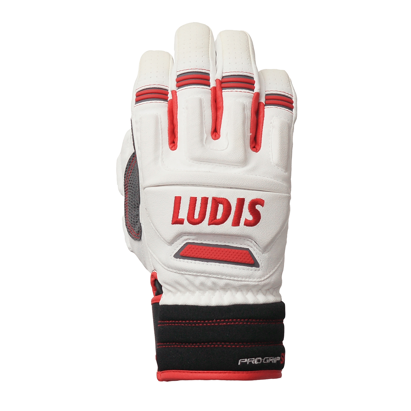 1920 루디스 장갑 RUDIS PRO GRIP S_WHITE RED