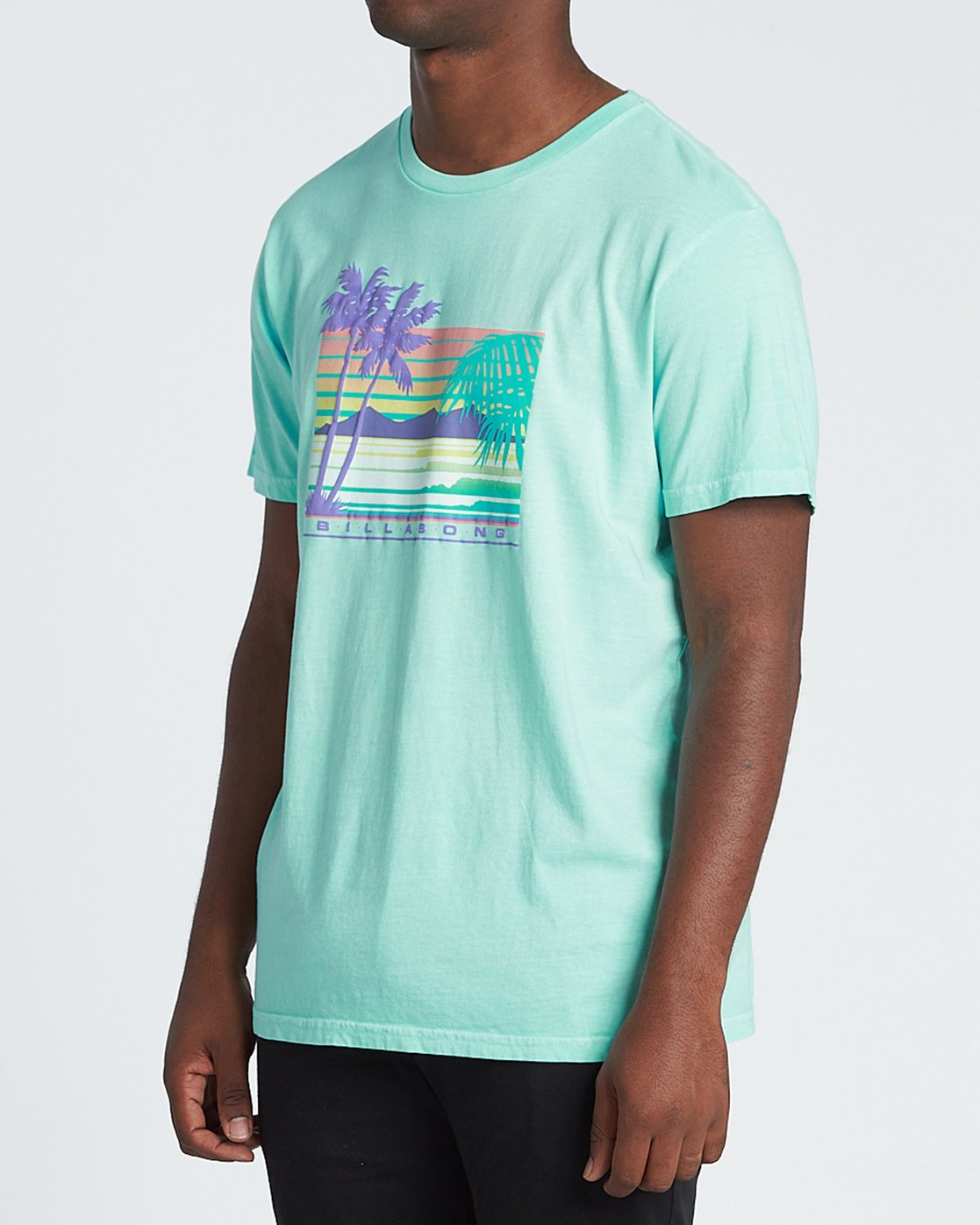 20 빌라봉 남성 스트릿Coastline Short Sleeve SPEARMINT